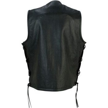 Z1R Gaucho Leather Vest