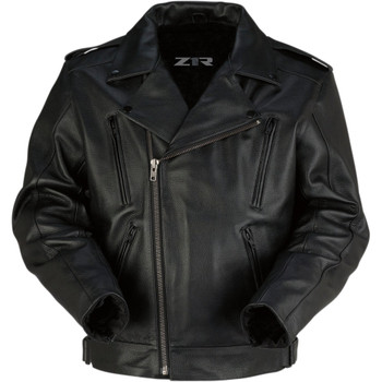 Z1R Forged Leather Jacket