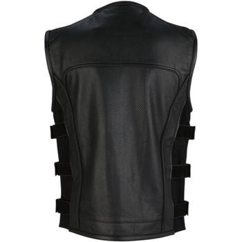 Z1R Infiltrator Leather Vest