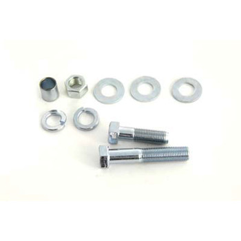 V-Twin Zinc Kick Starter Arm Bolt Kit for Harley