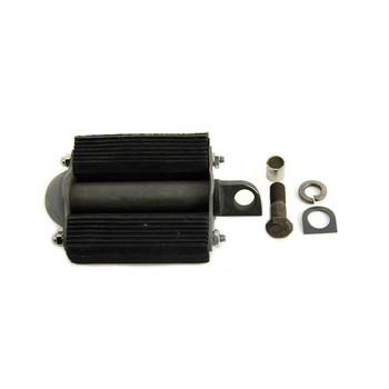V-Twin Parkerized Replica Bicycle Kickstart Pedal Assembly for Harley
