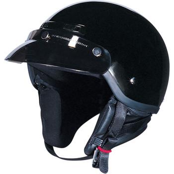 Z1R Drifter Helmet - Gloss Black