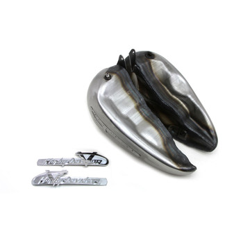 V-Twin Bobbed 3.5 Gallon Gas Tank for 1955-1956 Harley FL