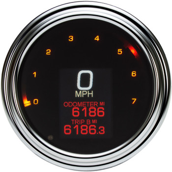 Dakota Digital MLX Series Gauge for 2011-Up Harley - MLX-2011