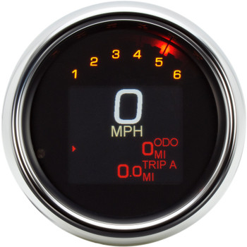 Dakota Digital MLX Series Gauge for 2011-Up Harley - MLX-3012