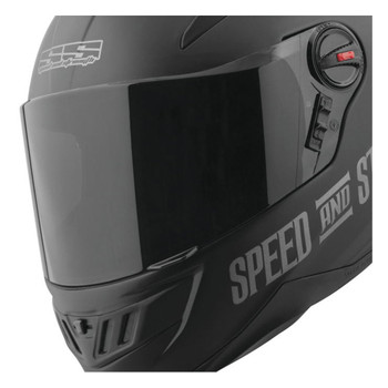 Speed and Strength SS1700 Anti-Fog Replacement Face Shield - Tinted