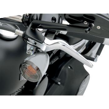 Drag Specialties Custom Hand Lever Set for 1996-2017 Harley - Chrome