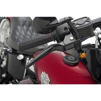 Drag Specialties Custom Hand Lever Set for 1996-2017 Harley - Black