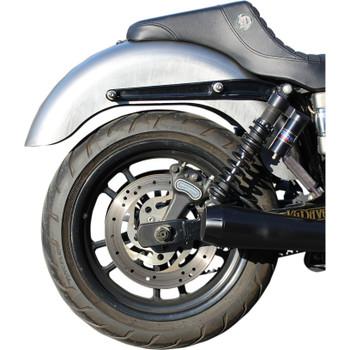 """Russ Wernimont Custom 8.5"""" Rear Fender for 2006-2017 Harley Dyna"""