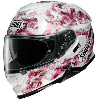 Shoei GT-Air 2 Helmet - Conjure White/Pink