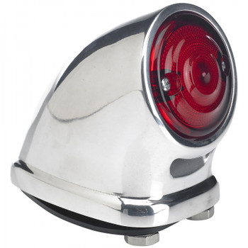 Biltwell Mako Tail Light - Polished
