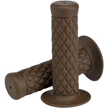 Biltwell Thruster TPV Grips - Chocolate