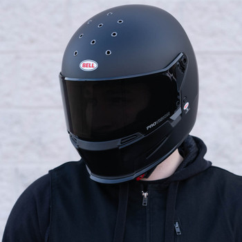 Bell Eliminator Face Shield - Dark Smoke