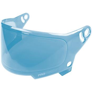 Bell Eliminator Face Shield - Hi Def Blue