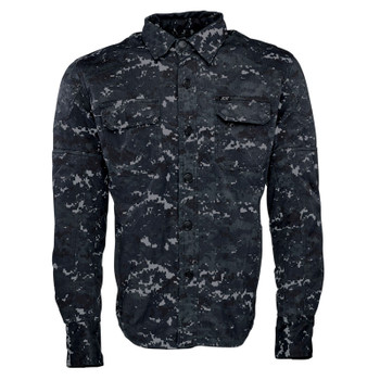 Speed and Strength Call to Arms Moto Shirt - Camo