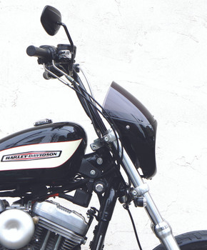 West-Eagle Bikini Cowl with Screen for 2004-2019 Harley Sportster