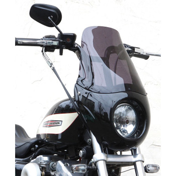 West-Eagle Tall T-Sport Fairing for 2004-2019 Harley Sportster