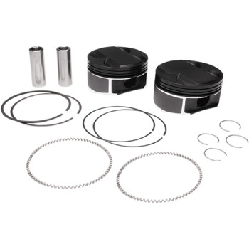Wiseco Black Edition Piston Kit for Harley M8