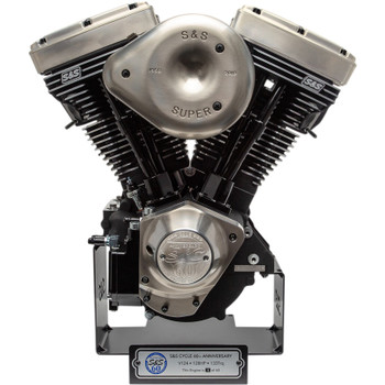 S&S V124 60th Anniversary Limited Edition Long Block Engine