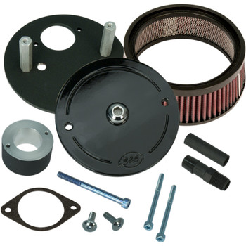 S&S Super Stock Stealth Air Cleaner Kit for 2015-2019 Harley XG Street