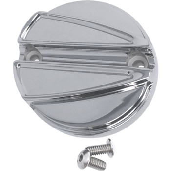 Covingtons Ripper Points Cover for Harley M8 - Chrome
