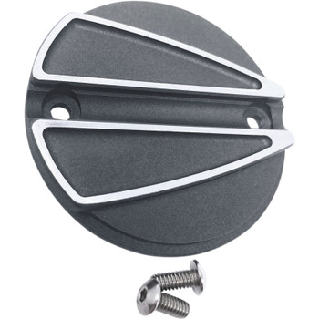 Covingtons Ripper Points Cover for Harley M8 - Tungsten Gray