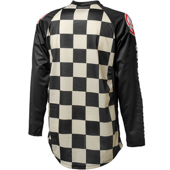 Roland Sands Hooligan Racing Jersey - Checkers