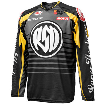 Roland Sands Hooligan Racing Jersey - Lightning