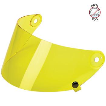Biltwell Gringo S Antifog Shield - Yellow