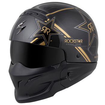 Scorpion Covert Convertible Helmet - Rockstar