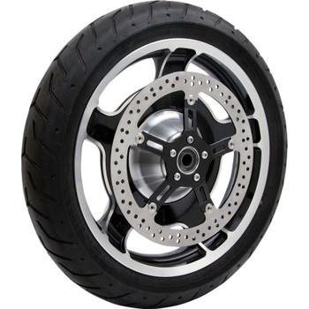 "Arlen Ness 14"" Big Brake Floating Rotor Kit for 2008-2013 Harley Touring"