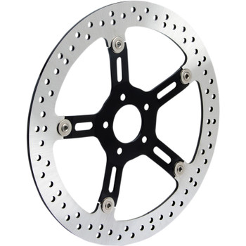 "Arlen Ness 14"" Big Brake Floating Rotor Kit for 2000-2007 Harley Touring"