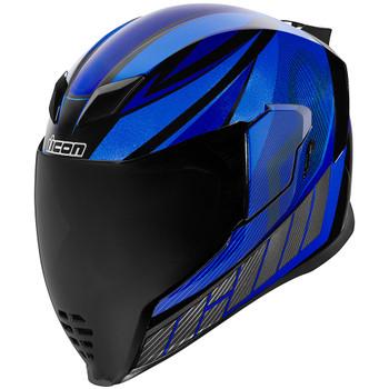 Icon Airflite Helmet - QB1 Blue