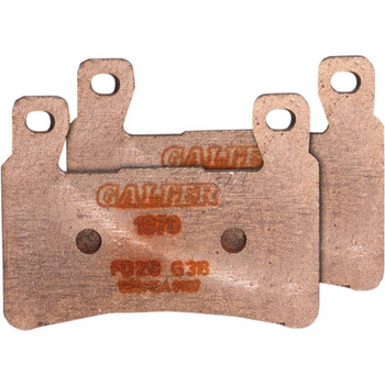 Galfer Brake Pads for Harley - Repl. OEM 41300102