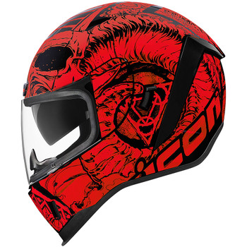Icon Airform Sacrosanct Helmet - Red