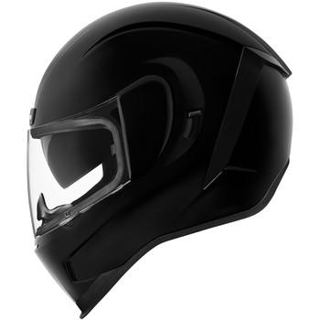Icon Airform Helmet - Gloss Black