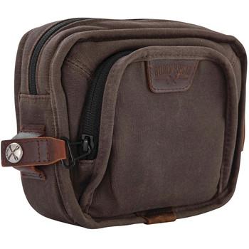 Burly Handlebar Bag - Brown