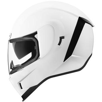 Icon Airform Helmet - Gloss White