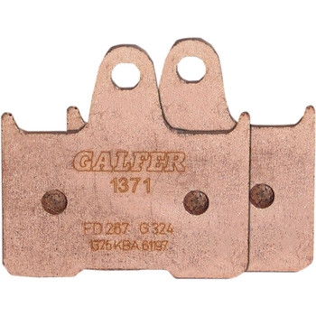 Galfer Brake Pads for Harley - Repl. OEM 41300053