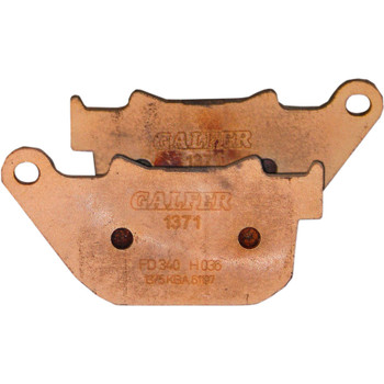 Galfer Brake Pads for Harley - Repl. OEM 42386-04, 42029-07