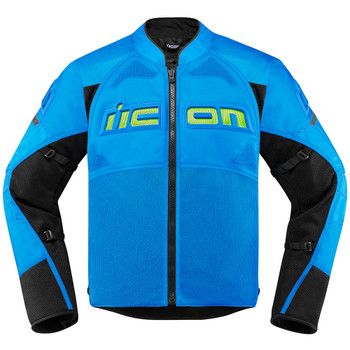 Icon Men's Contra 2 Jacket - Light Blue