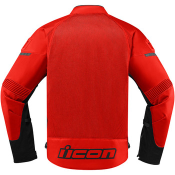 Icon Men's Contra 2 Jacket - Red