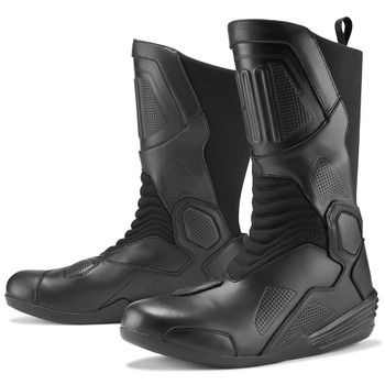 Icon 1000 Joker WP Boots - Black