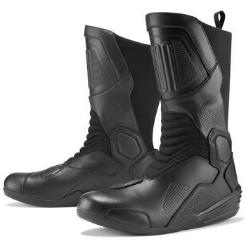 Icon 1000 Joker WP Boots - Black