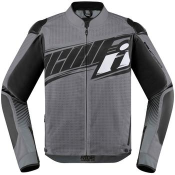 Icon Overlord SB2 Prime Jacket - Gray