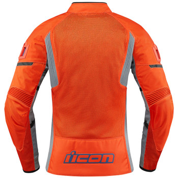 Icon Contra 2 Women's Textile Jacket - Grenadine Orange