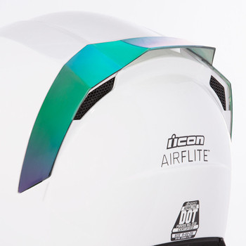 Icon Airflite Rear Spoiler - RST Green