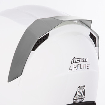 Icon Airflite Rear Spoiler - RST Silver