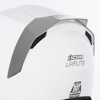 Icon Airflite Rear Spoiler - RST Silver