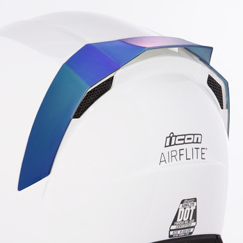 Icon Airflite Rear Spoiler - RST Blue